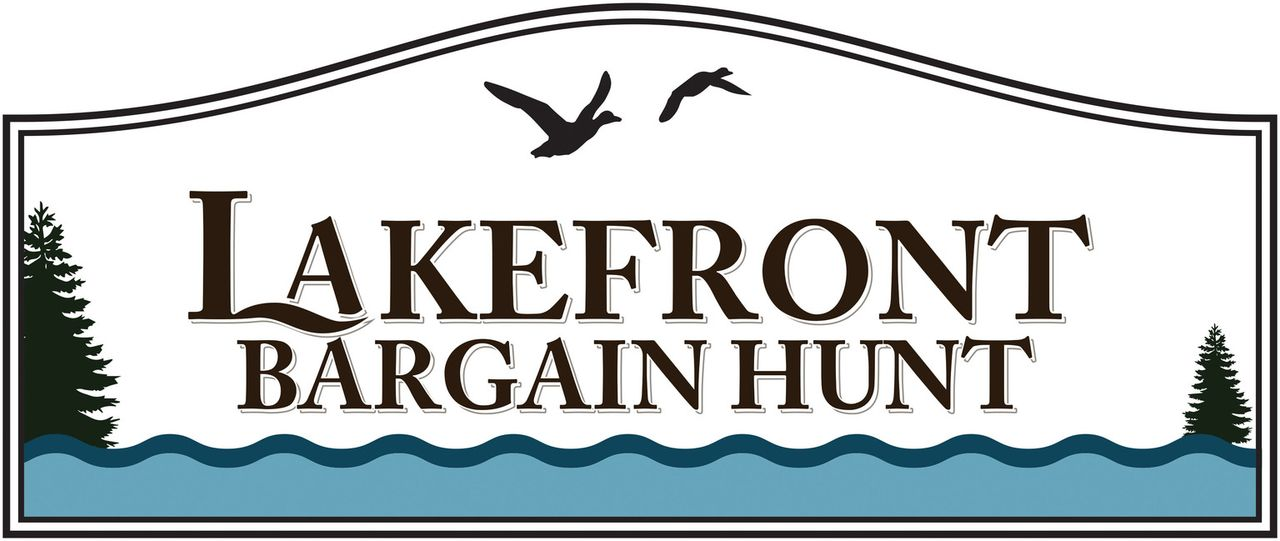LAKEFRONT BARGAIN HUNT - Logo - Bildquelle: 2014, HGTV/Scripps Networks, LLC. All Rights Reserved.