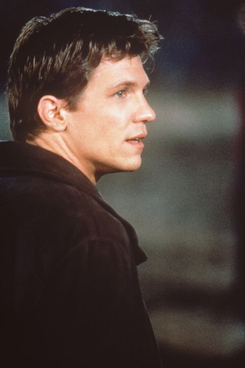 Riley (Marc Blucas) macht einen seltsamen Fund im Wald ... - Bildquelle: TM +   2000 Twentieth Century Fox Film Corporation. All Rights Reserved.