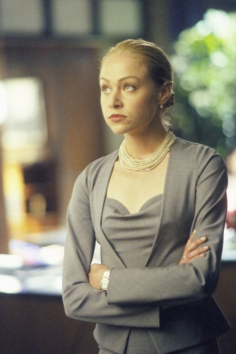 Nelle (Portia de Rossi) will die Kanzlei verlassen und sorgt vor ihrem Ausscheiden noch für einigen Trubel ... - Bildquelle: 2000 Twentieth Century Fox Film Corporation. All rights reserved.