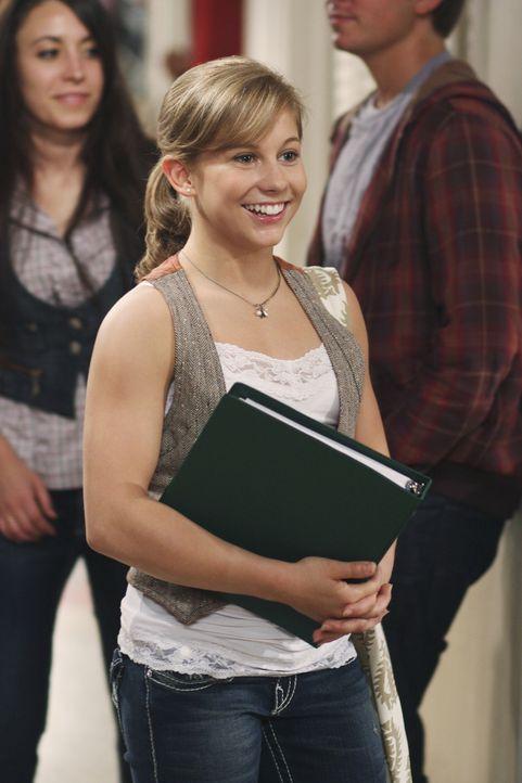 Fällt auch Shawn (Shawn Johnson) auf den coolen Ricky herein? - Bildquelle: ABC Family
