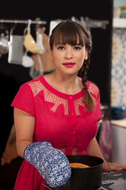 Egal, ob süß oder salzig Rachel Khoo kann aus allen Zutaten Gaumenfreuden zaubern ... - Bildquelle: Des Willie BBC Worldwide 2013