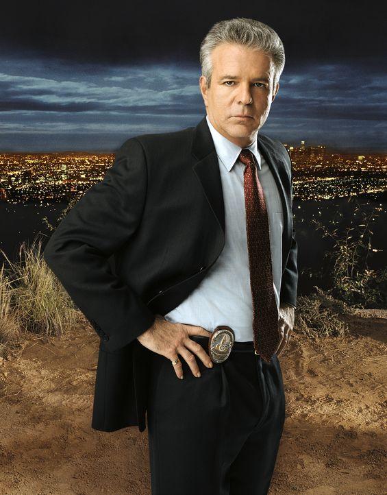 (1. Staffel) - Kein Freund von weiblichen Chefs: Detective Andy Flynn (Anthony John Denison) ... - Bildquelle: Warner Brothers