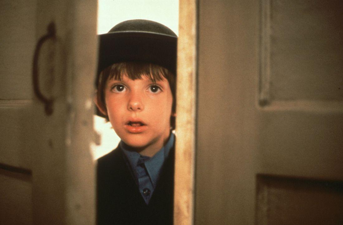 Auf dem Bahnhof in Philadelphia wird der 8-jährige Sam (Lukas Haas) einziger Zeuge eines Mordes ... - Bildquelle: Paramount Pictures