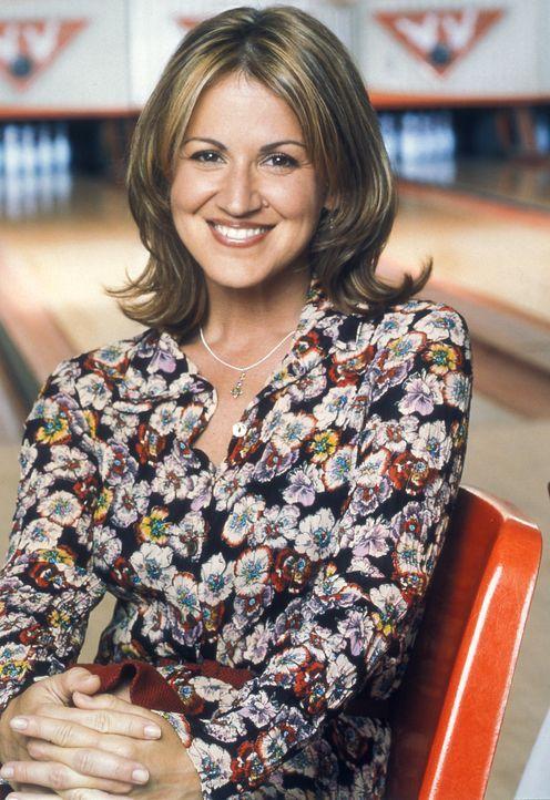 (2. Staffel) - Versucht immer alles im Griff zu haben: Nancy (Jana Marie Hupp) ... - Bildquelle: TM &   Paramount
