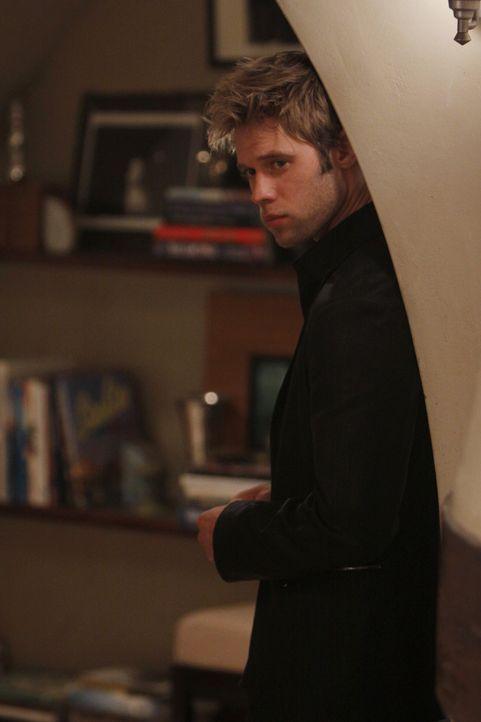 Hat der mysteriöse David (Shaun Sipos) etwas mit dem Mord an Sydney zu tun? - Bildquelle: 2009 The CW Network, LLC. All rights reserved.