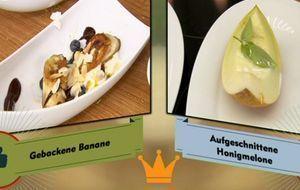 """Dessert von Susanne und Bente aus """"Küchenkönigin"""""""