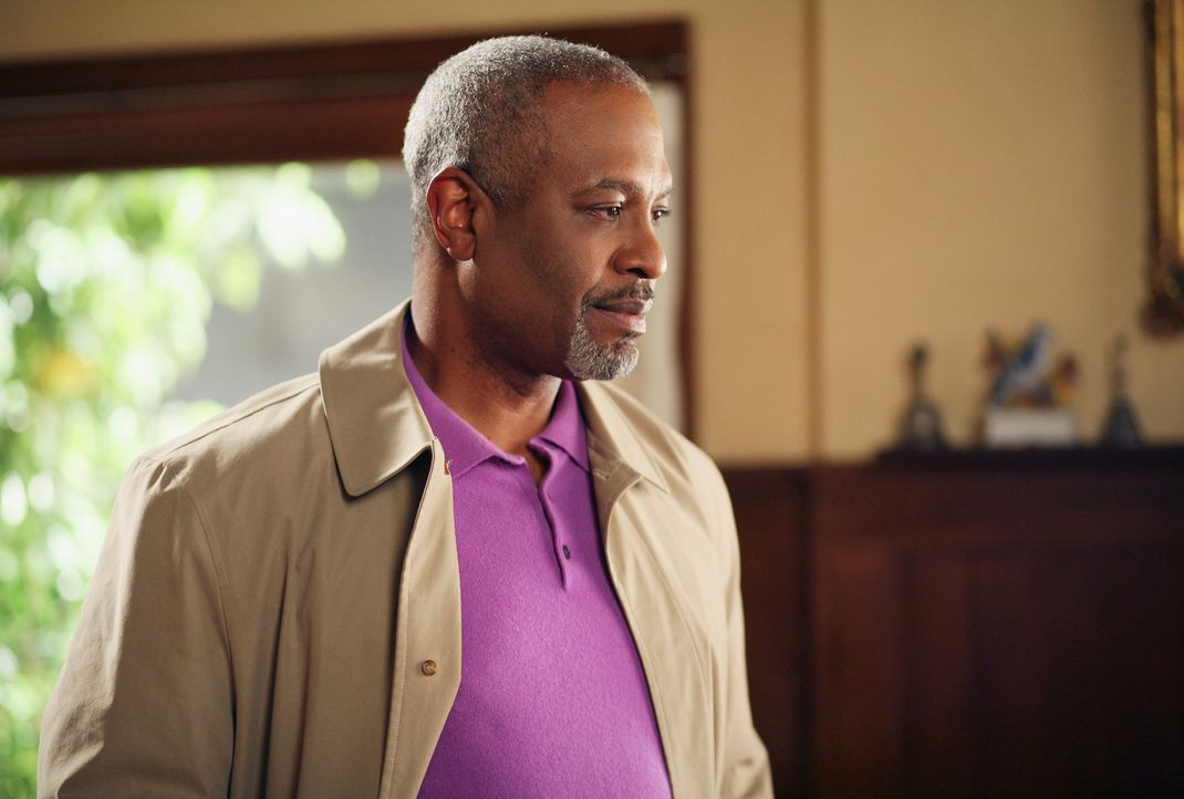 Beschließt in seiner Ehe  einen neuen Versuch zu starten: Richard (James Pickens Jr.) ... - Bildquelle: Touchstone Television