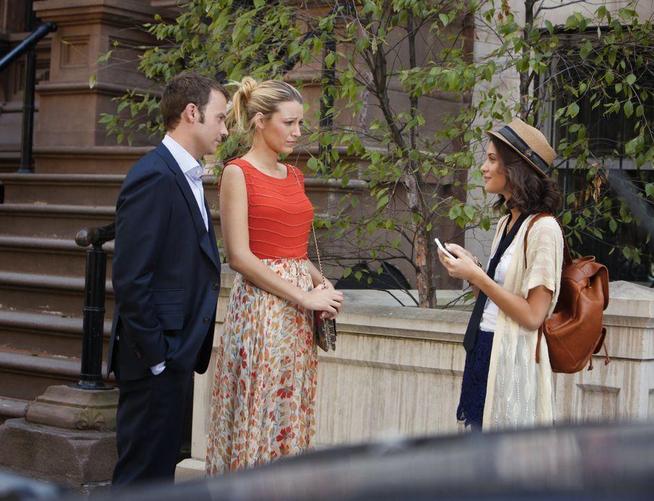Serena in Staffel 6 Gossip Girl - Bildquelle: Warner Bros. Television