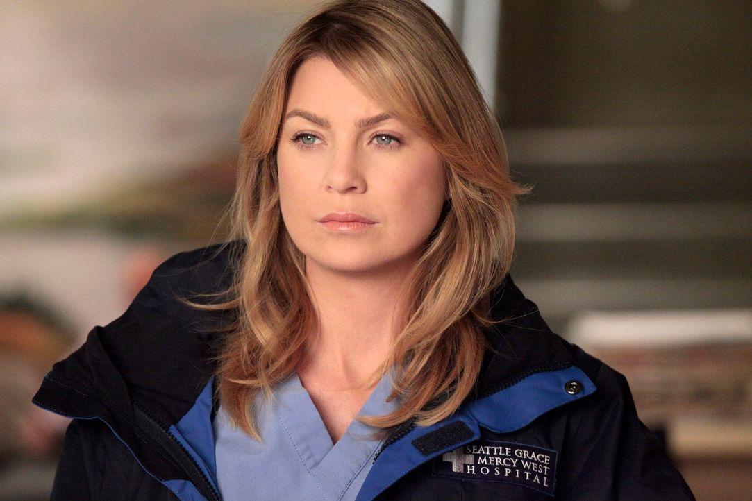 Muss eine wichtige Entscheidungen für ihre Zukunft treffen: Meredith (Ellen Pompeo) ... - Bildquelle: Touchstone Television