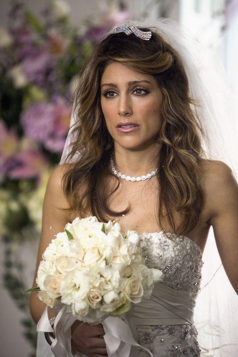 Und das soll der schönste Tag ihres Lebens sein? Andrea Belladonna (Jennifer Esposito) hatte sich ihre Hochzeit etwas anders vorgestellt ... - Bildquelle: 2008 American Broadcasting Companies, Inc. All rights reserved.