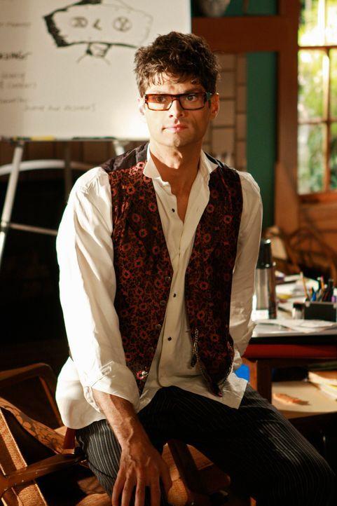 Dient kurzfristig auf der Hochzeitsfeier als Magier: Ethan Travis (Will McCormack) ... - Bildquelle: 2008 ABC INC.