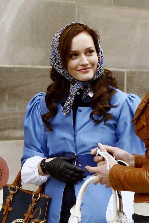Sieht ein, dass Serena recht hat: Blair (Leighton Meester) geht erhobenen Hauptes in die Schule ... - Bildquelle: Warner Bros. Television