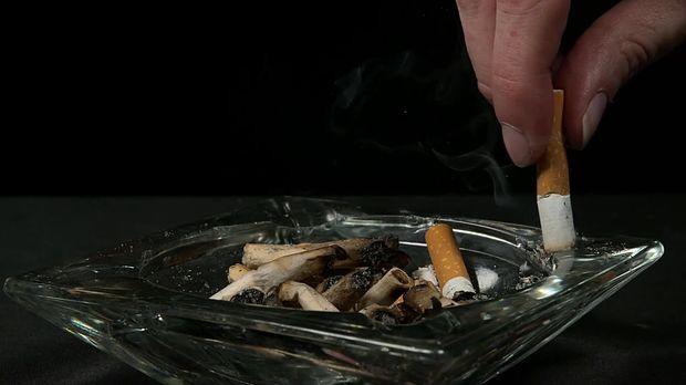Rauchen aufgehort trotzdem verlangen