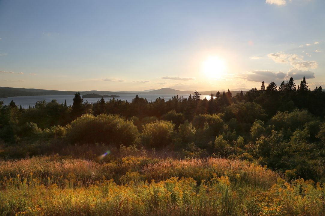 Dieser Sonnenuntergang im amerikanischen Maine lässt Naturliebhaberherzen höher schlagen ... - Bildquelle: 2016,The Travel Channel, L.L.C. All Rights Reserved