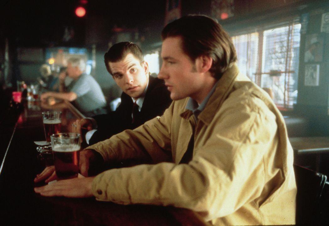 Francis Fitzpatrick (Mike McGlone, l.); Mickey Fitzpatrick (Edward Burns, r.) - Bildquelle: 1996 Twentieth Century Fox Film Corporation.  All rights reserved.