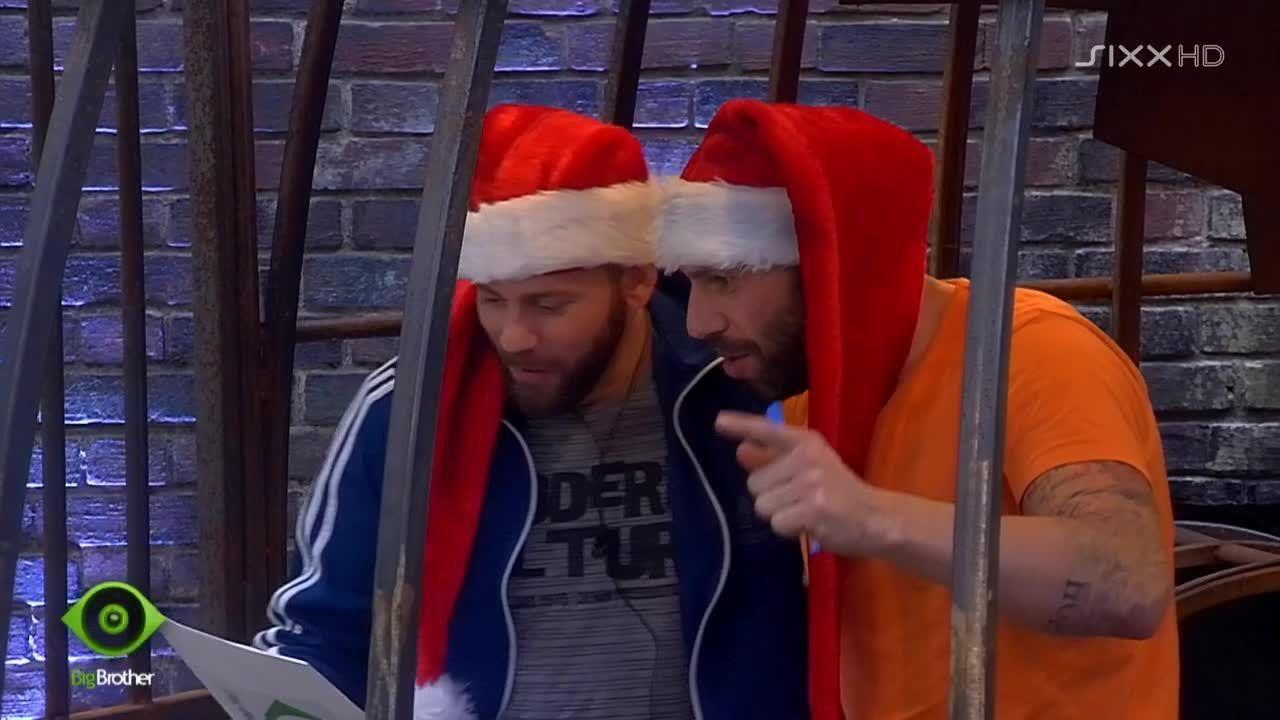 Guido und Thomas performen einen Song - Bildquelle: sixx