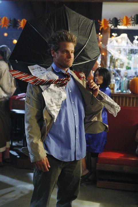 Perfektes Styling für Halloween: Bobby (Brian Van Holt) ... - Bildquelle: 2010 ABC INC.