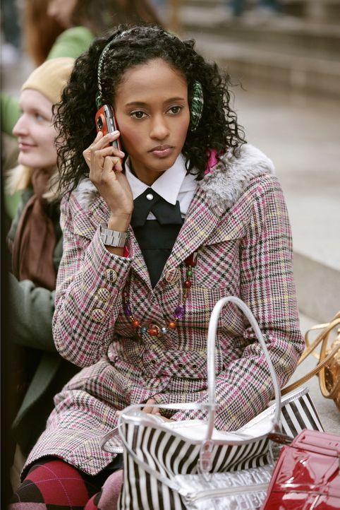 Wie ein Lauffeuer verbreitet sich die falsche Nachricht, dass Serena womöglich schwanger ist. Isabel (Nicole Fiscella) weiß davon natürlich berei... - Bildquelle: Warner Brothers