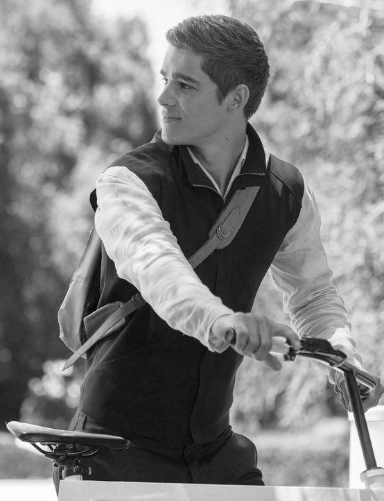 """Jonas (Brenton Thwaites) kann kaum glauben, dass er zum """"Hüter der Erinnerung"""" ausgebildet werden soll. Als Hüter erhält er nämlich Einblicke in die... - Bildquelle: 2014 The Weinstein Company LLC. All Rights Reserved."""