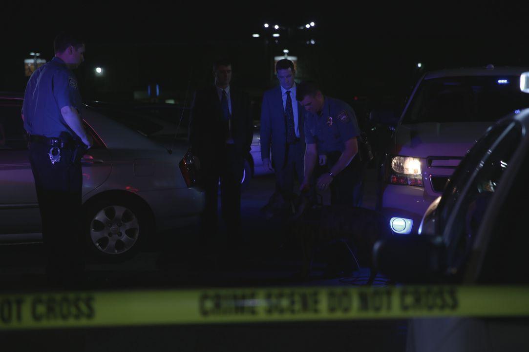 Die Polizei findet auf einem Parkplatz die Leiche von Army-Veteran Brandon Pensa. Sein Oberkörper ist übersät mit unzähligen Messerstichen. Lieutena... - Bildquelle: Jupiter Entertainment