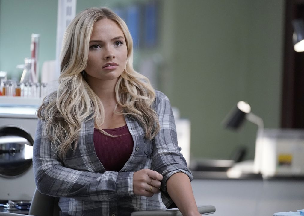 Lauren Strucker (Natalie Alyn Lind) - Bildquelle: Annette Brown 2018-2019 Fox and its related entities.  All rights reserved.  MARVEL TM &   2017 MARVEL