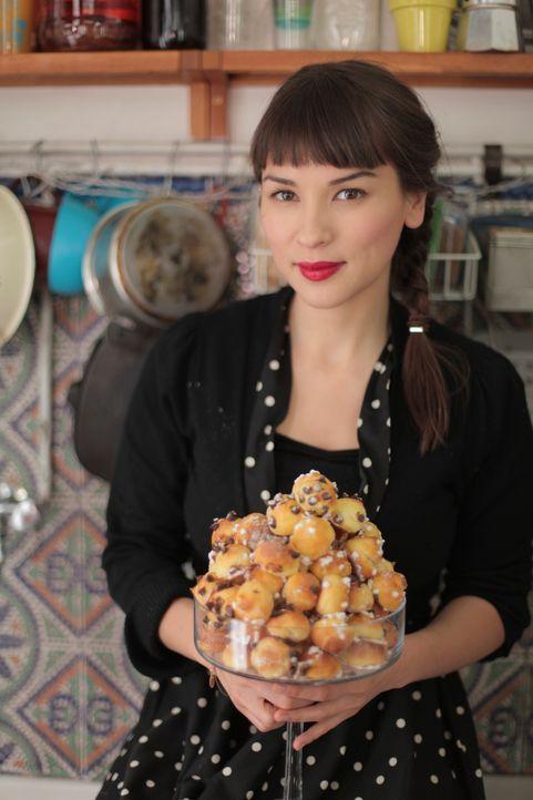 Egal, ob süß oder salzig, Rachel Khoos Leckereien sind eine Bereicherung für jede Mahlzeit ... - Bildquelle: Daniel Lucchesi Plum Pictures 2012