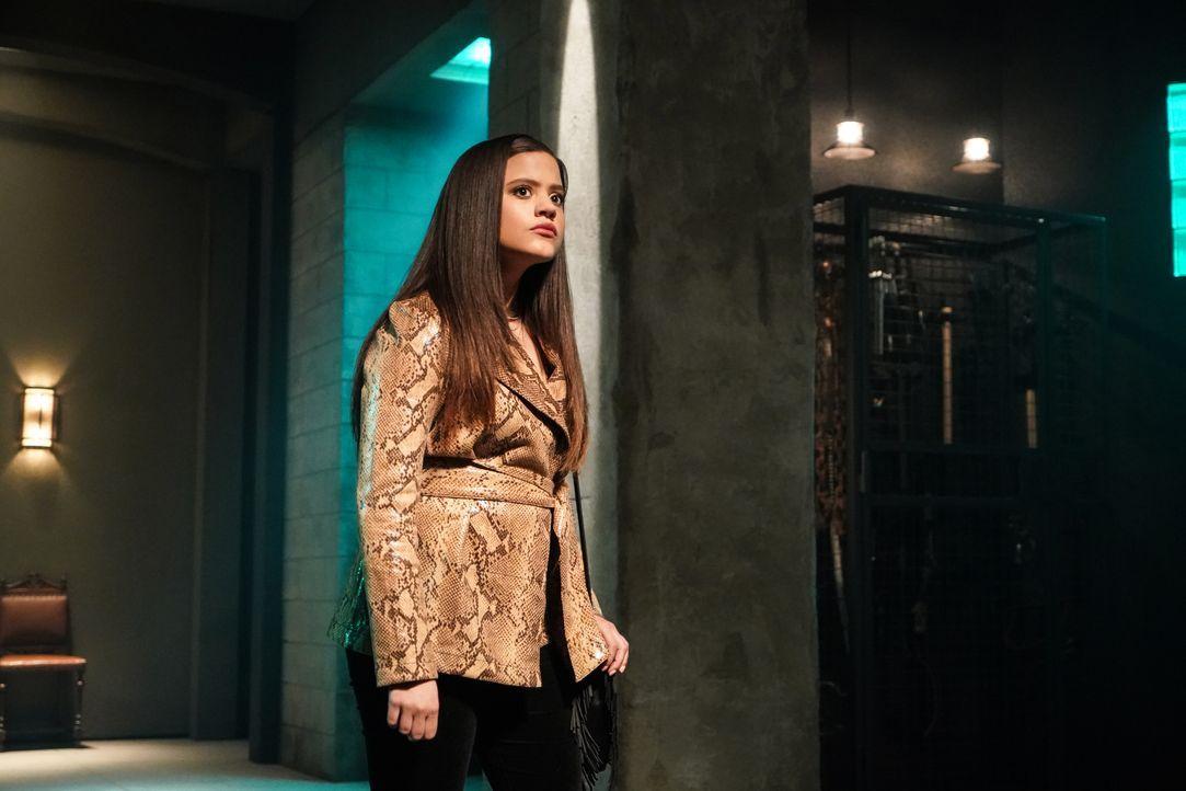 Maggie Vera (Sarah Jeffery) - Bildquelle: Shane Harvey 2019 The CW Network, LLC. All Rights Reserved. / Shane Harvey