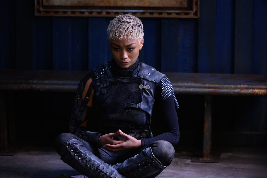 Gaia (Tati Gabrielle) - Bildquelle: Diyah Pera 2019 The CW Network, LLC. All rights reserved / Diyah Pera