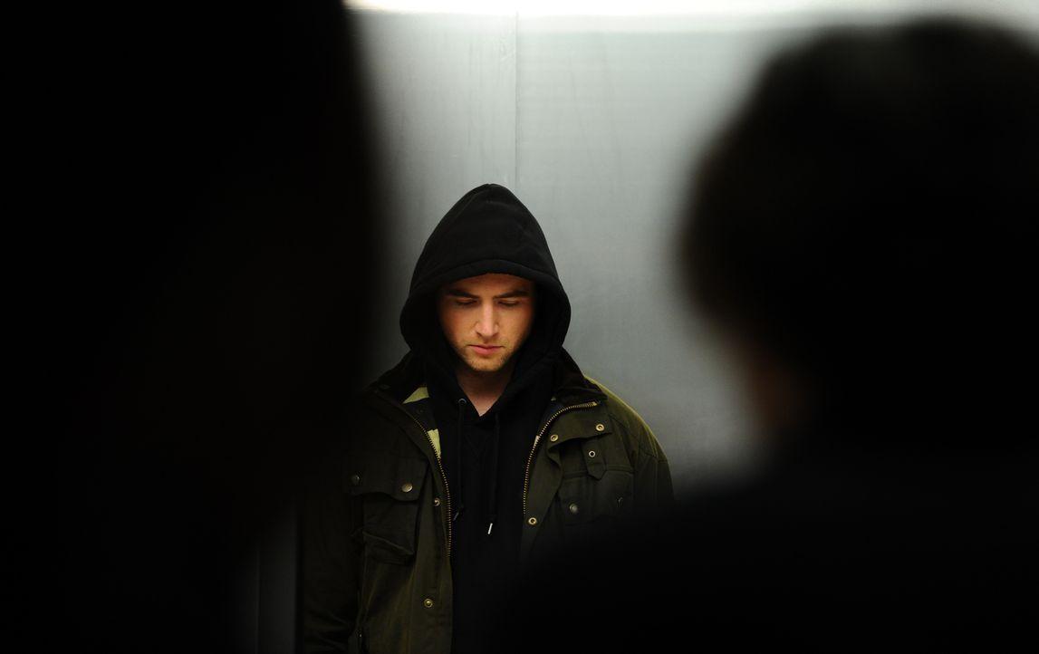 Was führt Brandon Boone (Tom Christian) im Schilde? - Bildquelle: Stuart Wilson 2014 E! Entertainment Media, LLC / Stuart Wilson