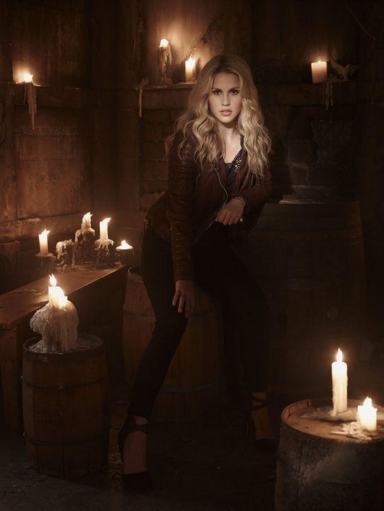 Claire Holt ist Rebekah Mikaelson - Bildquelle: Warner Bros. Entertainment Inc.