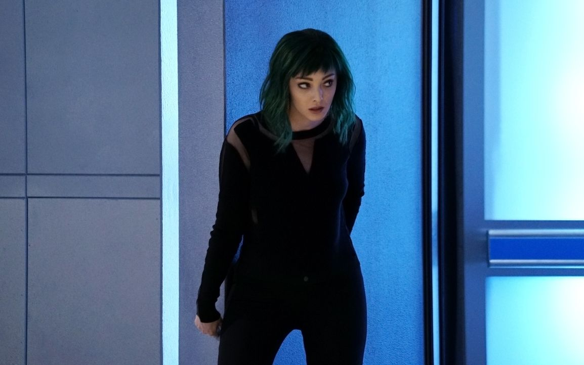 Polaris (Emma Dumont) - Bildquelle: 2019 Fox and its related entities.  All rights reserved.  MARVEL TM &   2017 MARVEL