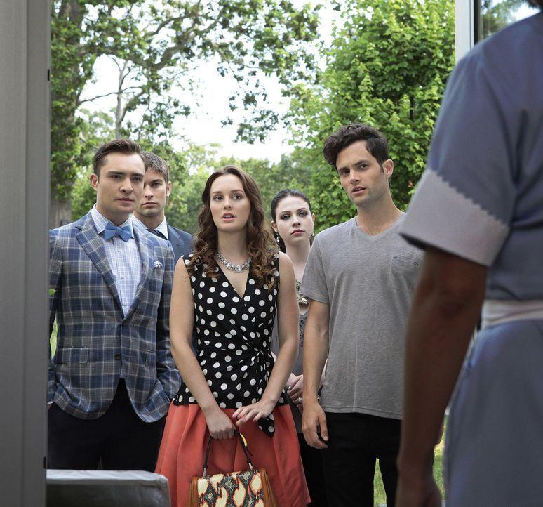 Der Cast in Gossip Girl Staffel 6 - Bildquelle: Warner Bros. Television