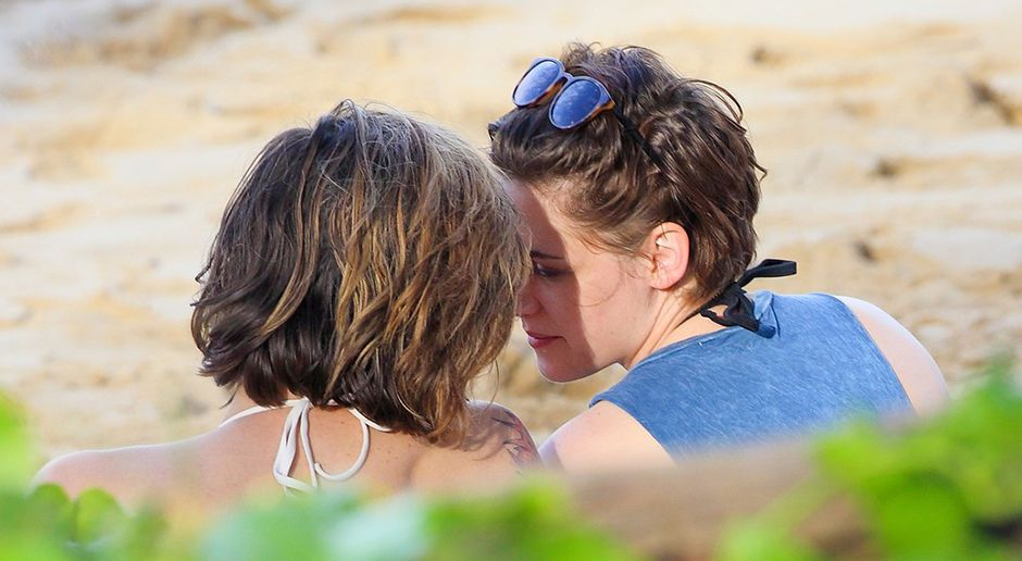 Kristen Stewart ist verliebt - Teaserbild - Bildquelle: justjared