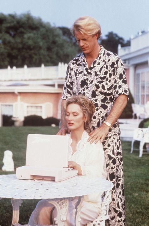 Bob (Ed Begley Jr., r.) versucht, die schwachen Nerven seiner Freundin Mary (Meryl Streep, l.) zu beruhigen. - Bildquelle: 20th Century Fox