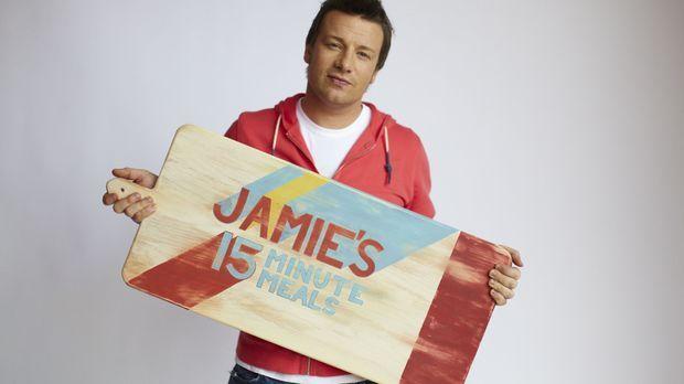 Jamie Oliver: 15 Minuten Menüs auf sixx