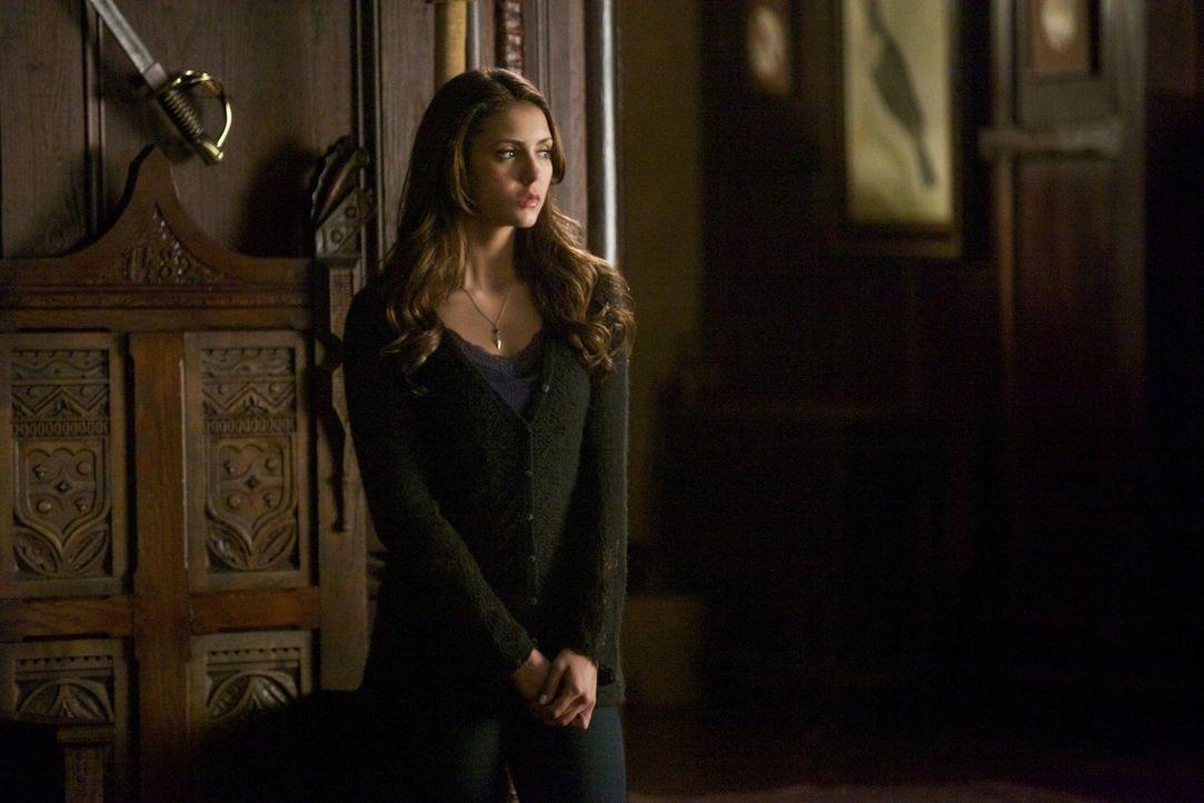 Eigentlich sollte Elena (Nina Dobrev) wieder die Kontrolle über ihren Körper haben, doch ihr Verstand spielt ihr immer wieder Streiche ... - Bildquelle: Warner Brothers