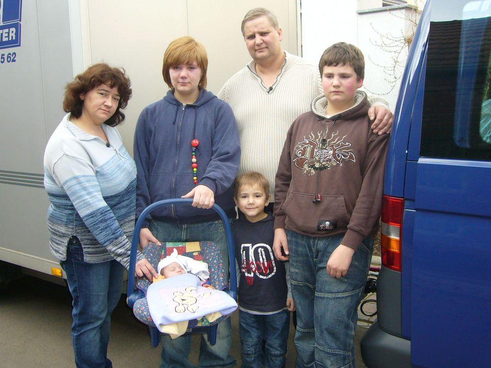 Familie Kuckuk will ein neues Leben in Schweden beginnen. - Bildquelle: kabel eins