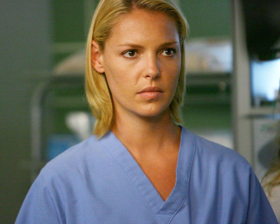 Webber weiß genau, dass bei dieser Großwetterlage die Notaufnahmen der anderen Krankenhäuser voll werden. Nur ihre nicht.  Bailey glaubt noch an... - Bildquelle: Touchstone Television