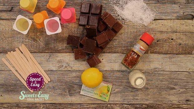 Trinkschokolade  Zutaten
