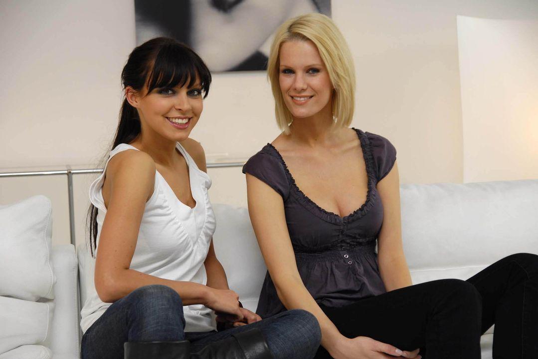 Monica Ivancan (l.) und Anna Bade (r.) haben gute Tipps parat ... - Bildquelle: ProSieben