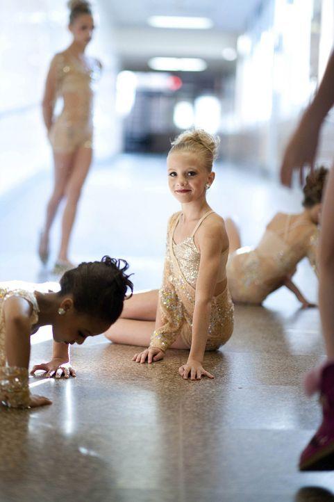 Auch wenn das Tanzen ihr Traum ist, so bringt es doch auch immer wieder einige Schwierigkeiten mit sich: Paige ... - Bildquelle: Scott Gries 2011 A+E Networks