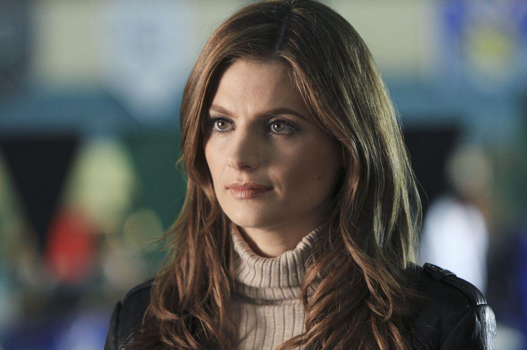 Wird sie den neuen Fall lösen können? Kate Beckett (Stana Katic) - Bildquelle: ABC Studios