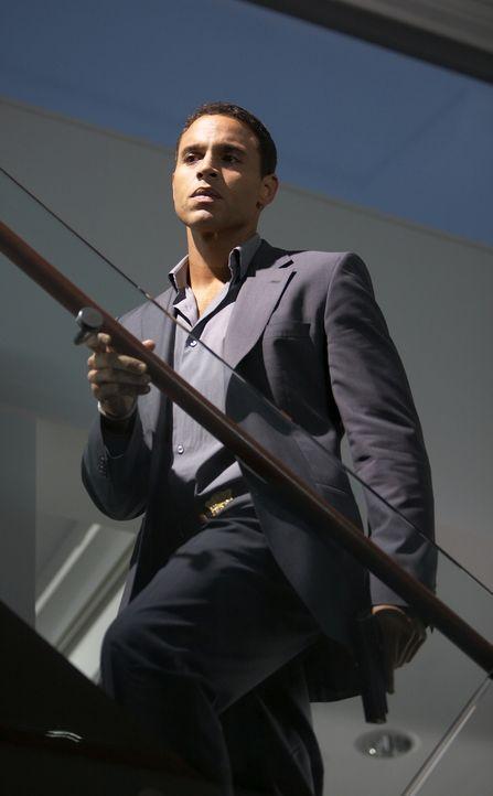 Ein überaus heikler und dubioser Fall wird dem Ermittler Win Garano (Daniel Sunjata) übertragen. Seine Chefin, die Bezirksstaatsanwältin von Massach... - Bildquelle: ONCE UPON A TIME FILMS, LTD. ALL RIGHTS RESERVED.