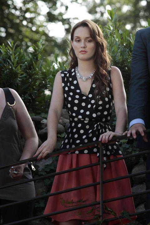Blair (Leighton Meester) macht sich große Sorgen um Serena, von der es seit Wochen kein Lebenszeichen gibt ... - Bildquelle: Warner Brothers