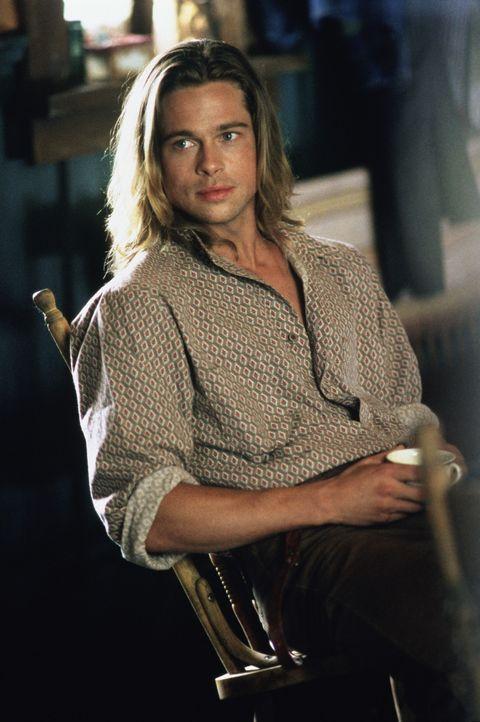 Tristan (Brad Pitt) ist der verwegenste der drei Ludlow-Brüder ... - Bildquelle: TriStar Pictures
