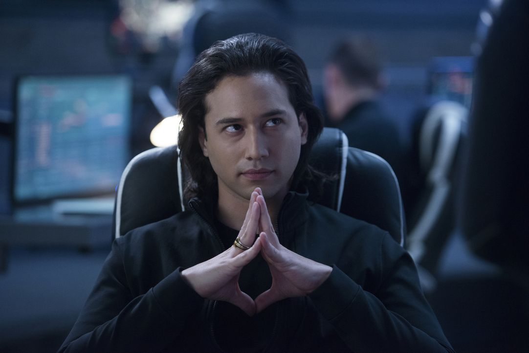 Brainiac-5 alias Querl (Jesse Rath) - Bildquelle: Diyah Pera 2018 The CW Network, LLC. All Rights Reserved.