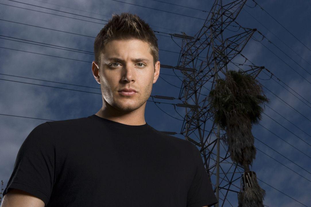 (2. Staffel) - Gemeinsam mit seinem Bruder Sam reist Dean (Jensen Ackles) durch die USA, um mysteriösen Ereignissen auf die Spur zu kommen ... - Bildquelle: Warner Bros. Television