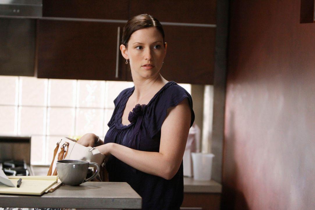 Während Webber einen Unfall baut, muss Lexie (Chyler Leigh) entsetzt feststellen, dass Callie genau gegenüber von Mark wohnt und keine Hemmungen hat... - Bildquelle: Touchstone Television