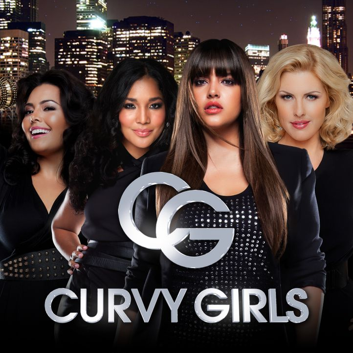 (1. Staffel) - Curvy Girls - Models XXL - Artwork - Bildquelle: MMXII SiTv, Inc. All rights reserved.