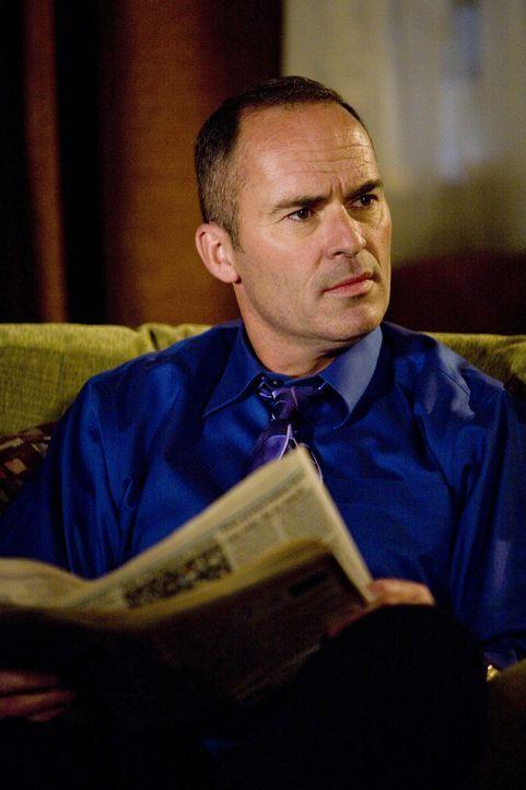 Aufgrund der ehelichen Streits ist George (Mark Derwin) zu beschäftigt, um etwas von Amys Schwangerschaft zu bemerken... - Bildquelle: ABC Family